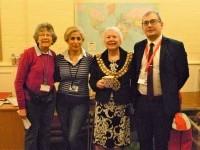 Mayors DP Visit