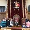 Mayors Parlour Visit