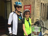Sponsored Bike Ride